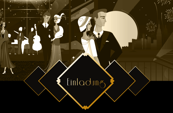 Header Art deco